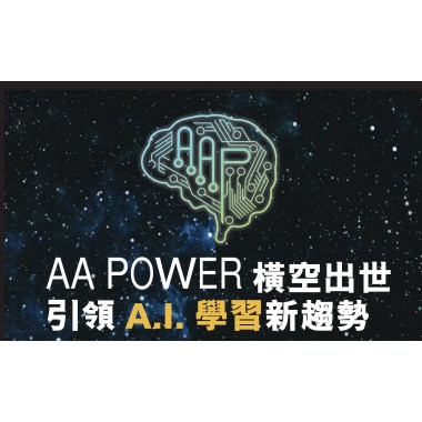 AA POWER - Grammar (12 months)