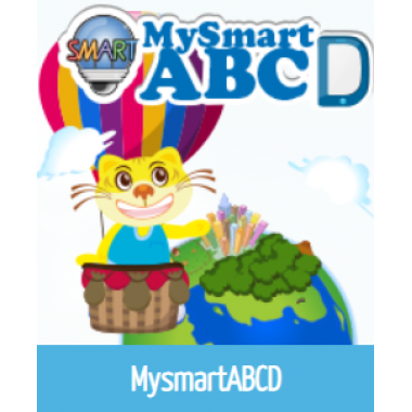 MySmartABC English Online Reading Program (12 months)