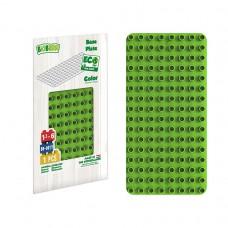 BiOBUDDi Educational base plate - Green