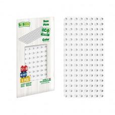 BiOBUDDi Educational base plate - White