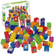 BiOBUDDi Learning to build 60 blocks
