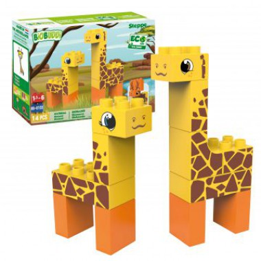 BiOBUDDi Steppe playset