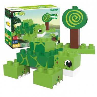 BiOBUDDi Swamp playset