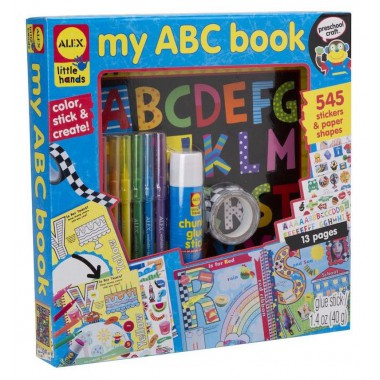 Alex Brands - My ABC Book