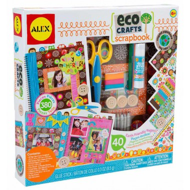 Alex Brands - ECO Scrapbook