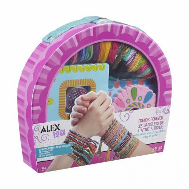 Alex Brands - Friends 4 Ever Bracelet Kit