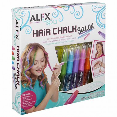 Alex Brands - Hair Chalk Salon - Asst Colors
