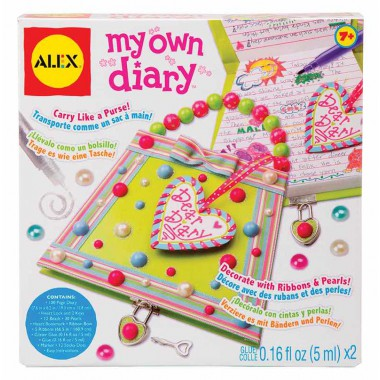 Alex Brands - My Own Diary