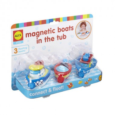 Alex Brands - Magnetic Boats