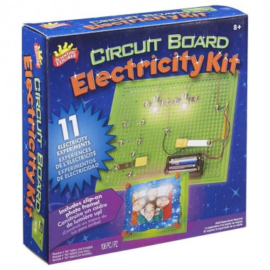 Scientific Explorer - Circuit Board Electricity Kit