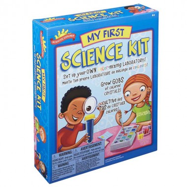 Scientific Explorer - My First Science Kit