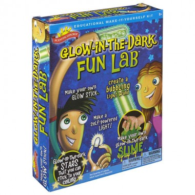 Scientific Explorer - Glow-in-the-Dark Fun Lab