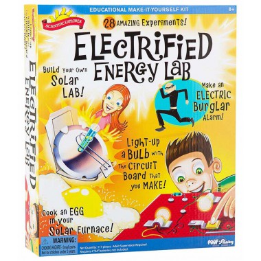 Scientific Explorer - Electrified Energy Lab