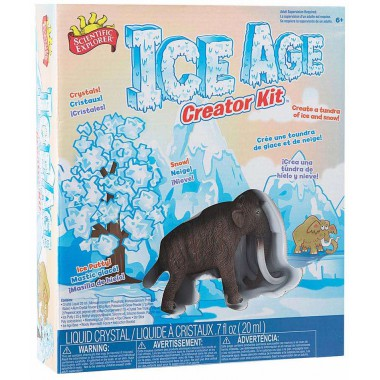 Scientific Explorer - Ice Age Creator Kit