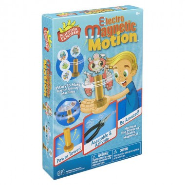 Scientific Explorer - Electro Magnetic Motion
