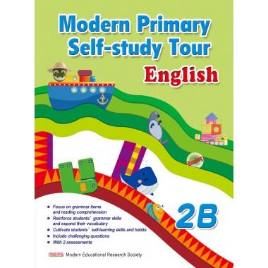 Modern Primary Self-study Tour English 2B