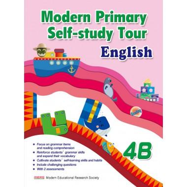 Modern Primary Self-study Tour English 4B