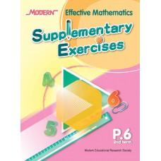 Modern Effective Mathematics Supplementary Exercises P.6 2nd term