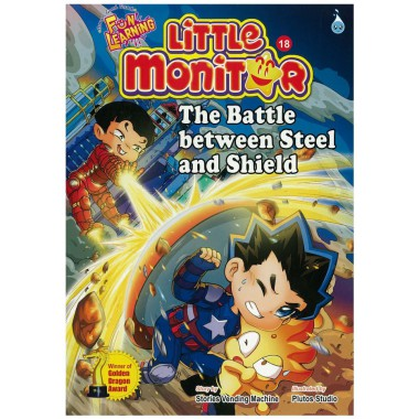 Little Monitor 18 - The Battle between Steel and Shield