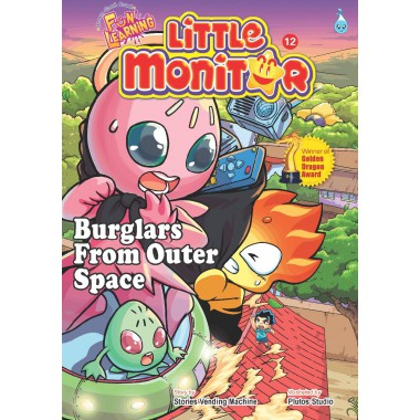 Little Monitor 12 - Burglars From Outer Space