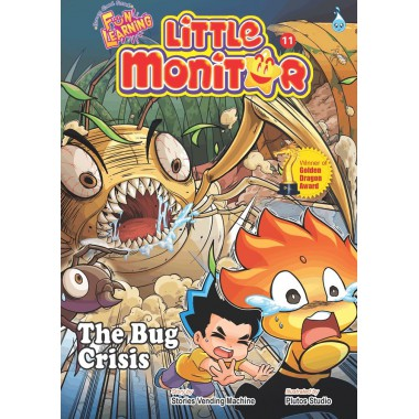 Little Monitor 11 - The Bug Crisis
