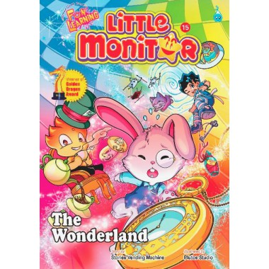Little Monitor 15 - Wonderland