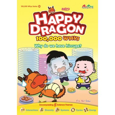 Happy Dragon #24 Why do we have hiccups?