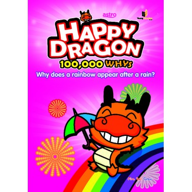 Happy Dragon #4 Why does a rainbow appear after a rain?
