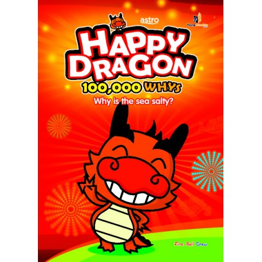 Happy Dragon #1 Why is the sea salty?