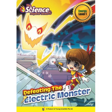 DEFEATING THE ELECTRIC MONSTER   Level 1