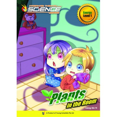 PLANTS IN THE ROOM   Level 1