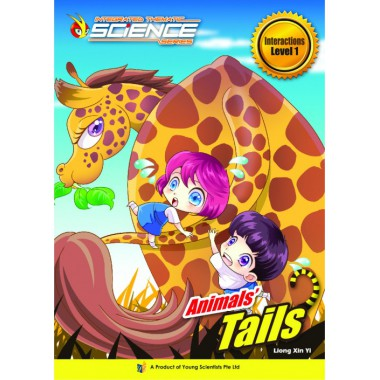 ANIMALS' TAILS   Level 1