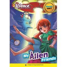 MY ALIEN FRIENDS  Level 2