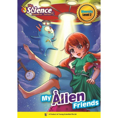 MY ALIEN FRIENDS  Level 2