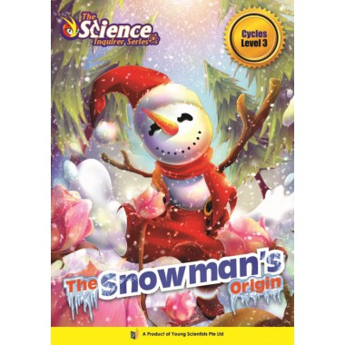 THE SNOWMAN'S ORIGIN Level 3