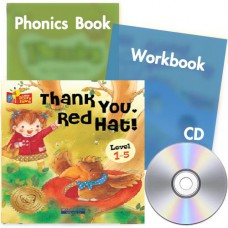 Little Story Town 1-5:Thank You, Red Hat!