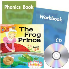 Little Story Town 1-6:The Frog Prince