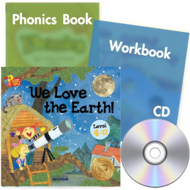 Little Story Town 4-12:We Love the Earth!