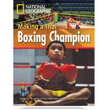 Making a Thai Boxing Champion