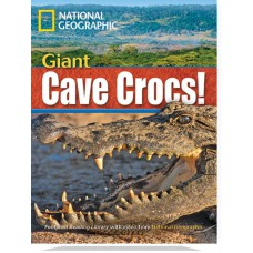 Giant Cave Crocs!