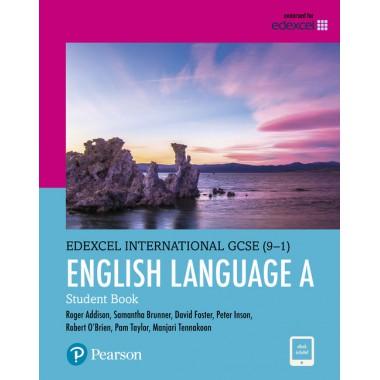 Edexcel International GCSE (9-1) English Language A Student Book