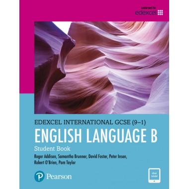Edexcel International GCSE (9-1) English Language B Student Book