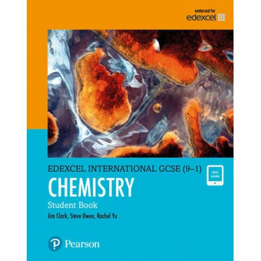 Edexcel International GCSE (9–1) Chemistry Student Book