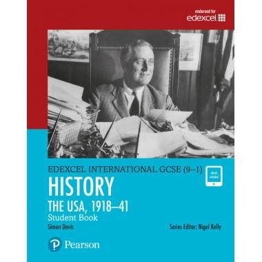 Edexcel International GCSE (9-1) History The USA, 1918–41 Student Book