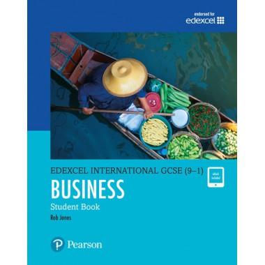 Edexcel International GCSE (9–1) Business Studies Student Book