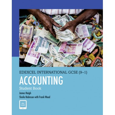 Edexcel International GCSE (9–1) Accounting Student Book