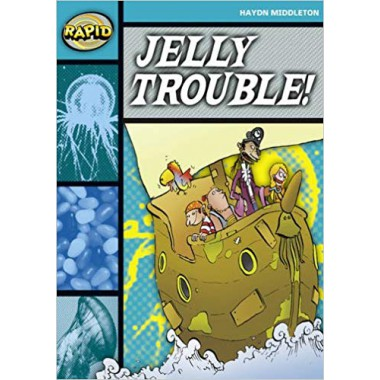 RAPID STAGE 3 SET B: JELLY TROUBLE