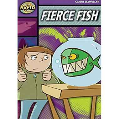 RAPID STAGE 1 SET B: FIERCE FISH