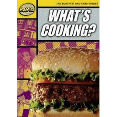 RAPID STAGE 4 SET A: WHAT COOKING