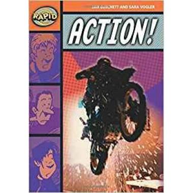 RAPID STAGE 4 SET B: ACTION!